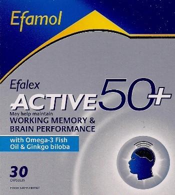 Efamol Efalex Active 50+