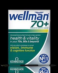 Wellman 70+